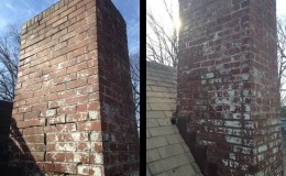 historical chimney repair