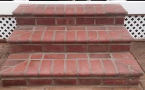 Watkins Brick Steps