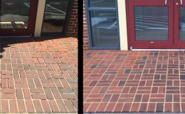 Brick Paving Repair