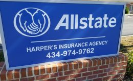 Allstate sign
