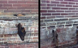historical brick restoration